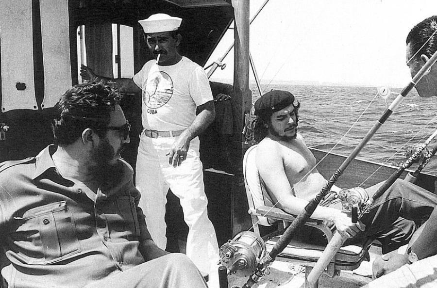 Фидель Кастро и Че Гевара. Фото: Wikipedia