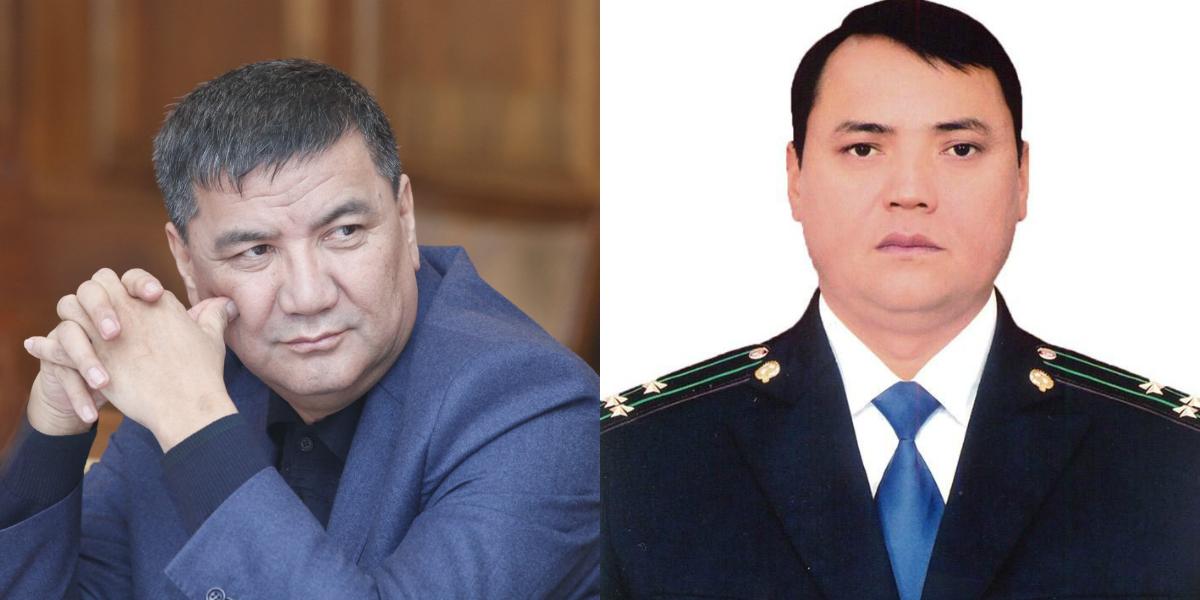 Искендер и Райымбек Матраимовы