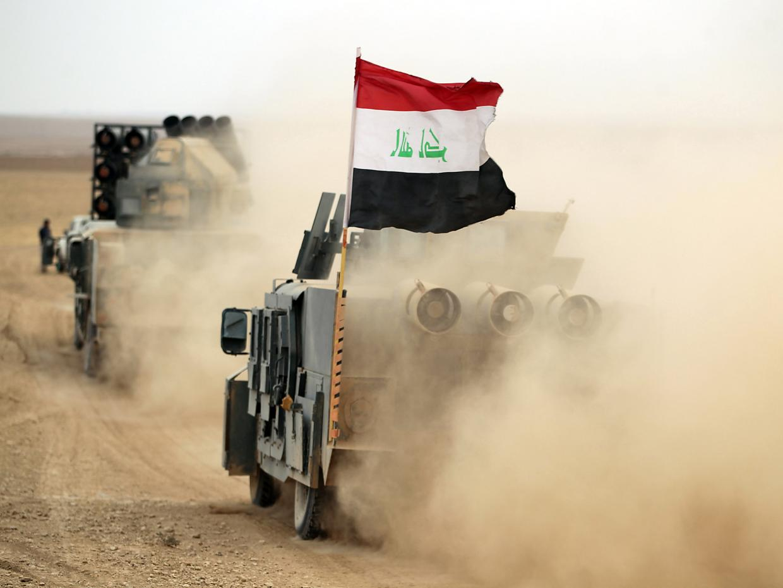 Иракские войска вошли в Мосул. Фото: The Independent.