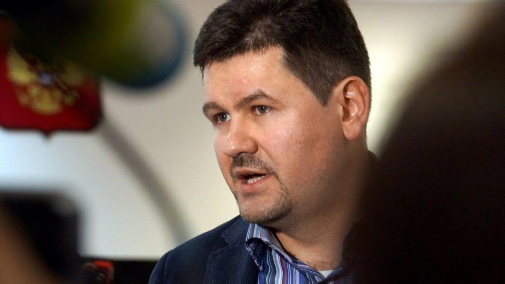 Святослав Цеголко обвинил МИД Кыргызстана в причастности к розыгрышу над Петром Порошенко. Фото: Антон Наумлюк