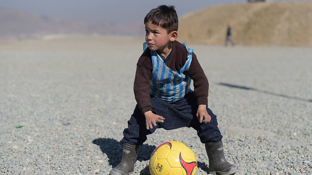 Муртаза Ахмади из Афганистана.