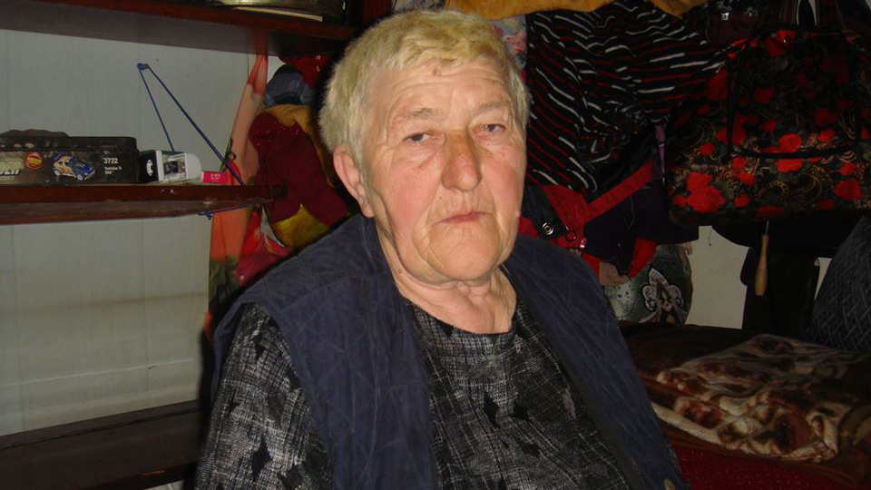 Елизавета Генн со своим супругом прожила в подвале многоэтажного дома.
