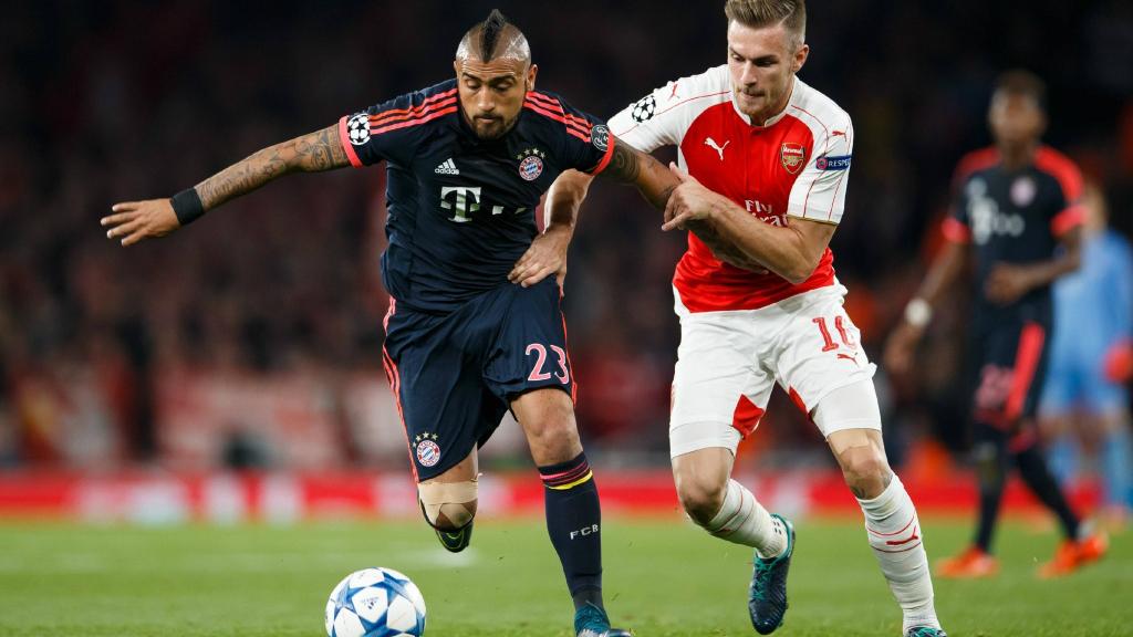 Пара «Бавария» – «Арсенал» уже стала традиционной. Фото: The Telegraph