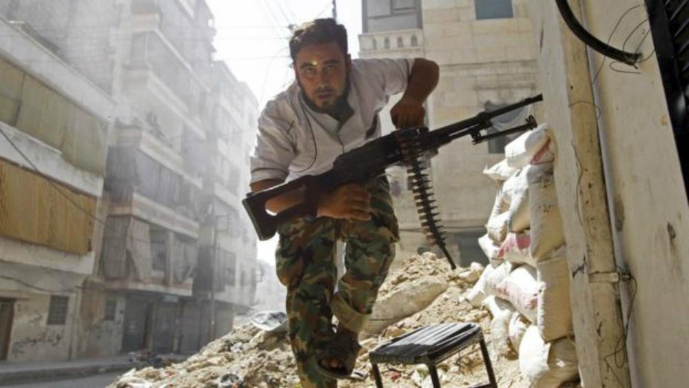 Боевые действия в Алеппо прекращены. Фото: REUTERS