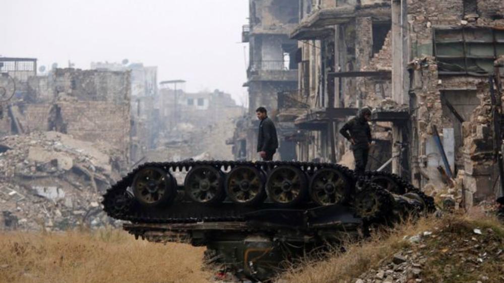 Сирийская оппозиция и оппозиция должны прекратить огонь. Фото: REUTERS