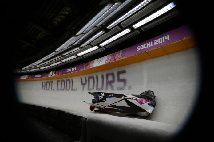 Соревнования по бобслею на Зимней олимпиаде в Сочи, 2014 год