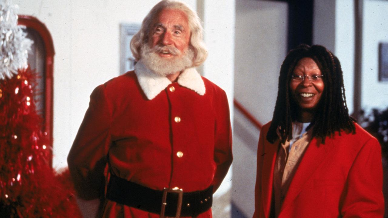 Вупи Голдберг в роли Санта Клауса... Мы серьезно
