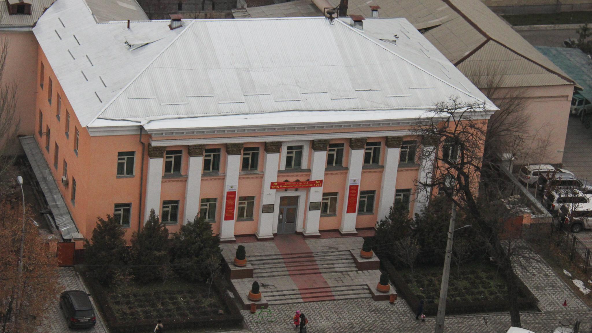Музыкальная школа имени Шубина похож на картонный макет юного архитектора.