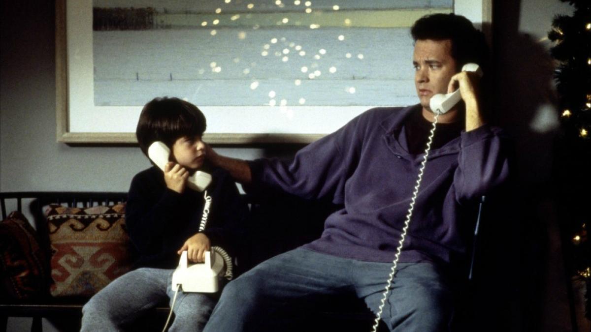 Маленький мальчик помогает папе найти любовь