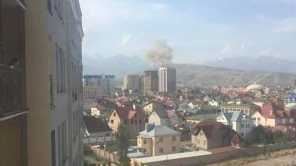 Китайское посольство укрепило свою территорию после августовского теракта.
