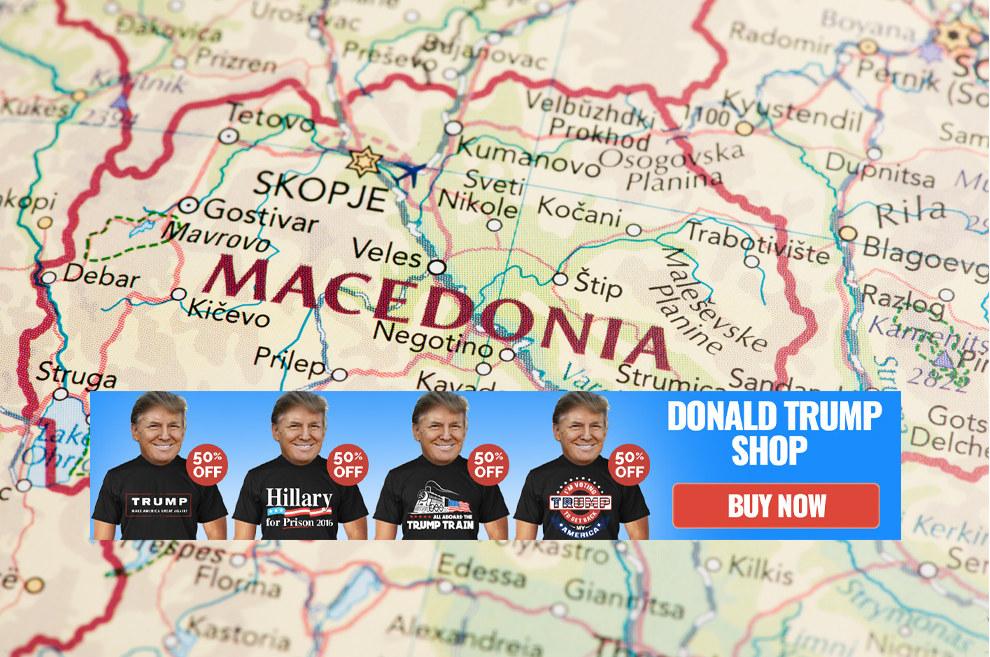 Группа подростков из Македонии создала около 140 сайтов с поддельными новостями, повлиявших на выборы в США. Фото: Buzzfeed