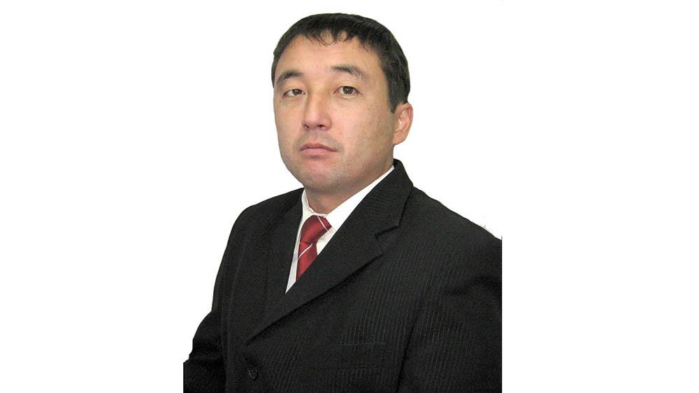 Поэт Темирлан Ормуков.
