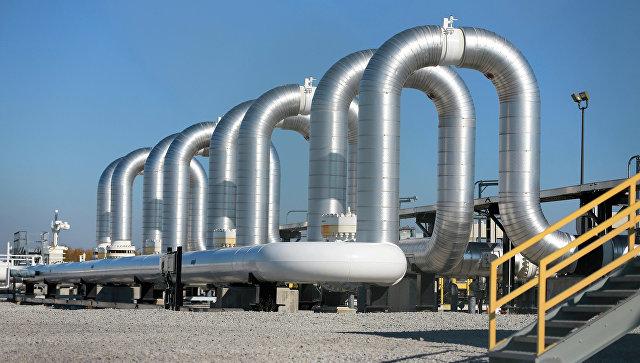 """Насосная станция нефтепровода. Иллюстративное фото, """"Рейтер""""."""