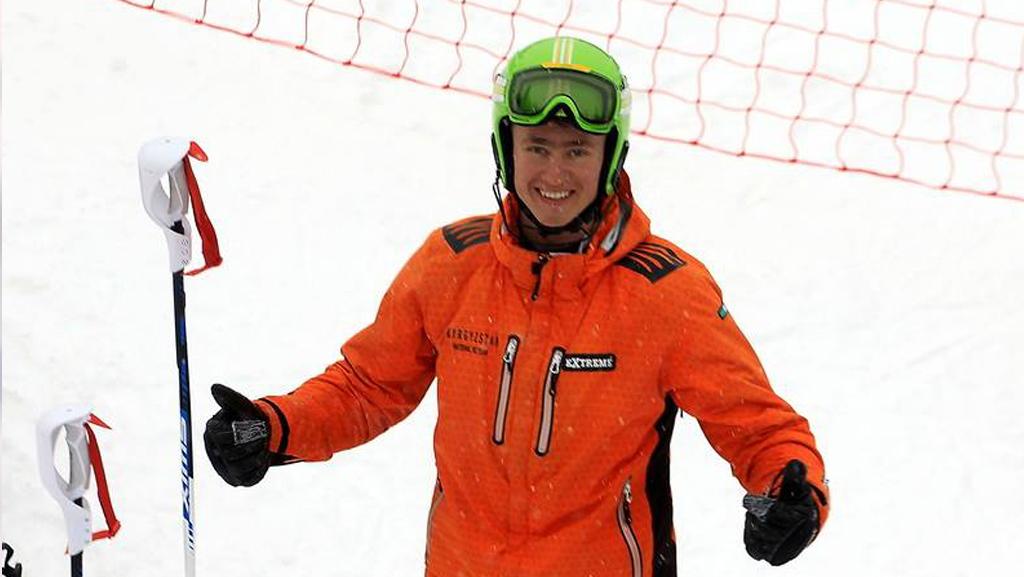 Лыжник Евгений Тимофеев