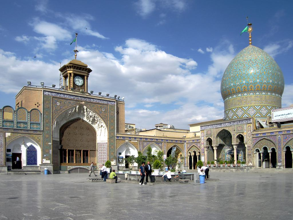 Тегеран может стать недоступным для американских туристов. На фото мечеть Абдулазима в старой части Тегерана. Фото: Дэвид Стэнли / Flickr