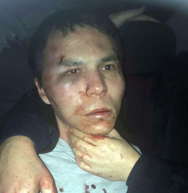 Подозреваемый признал вину— Теракт вСтамбуле