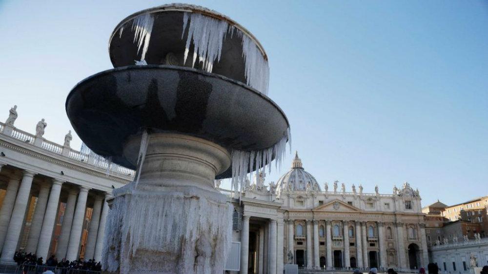 Италия, Ватикан. Фото: AP \ Gregorio Borgia