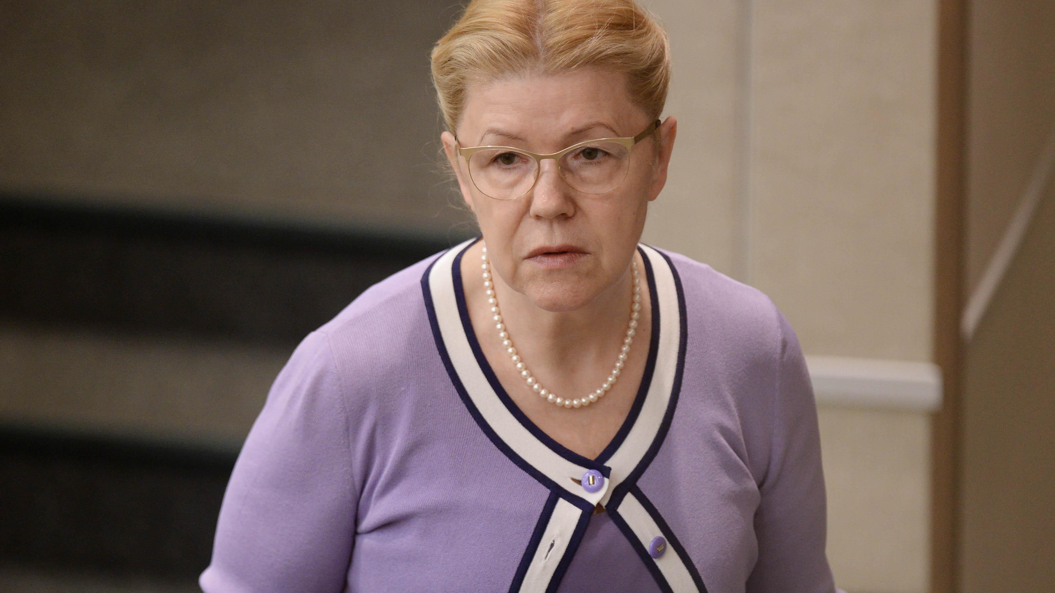 Елена Мизулина. Фото: Григорий Сысоев/РИА Новости