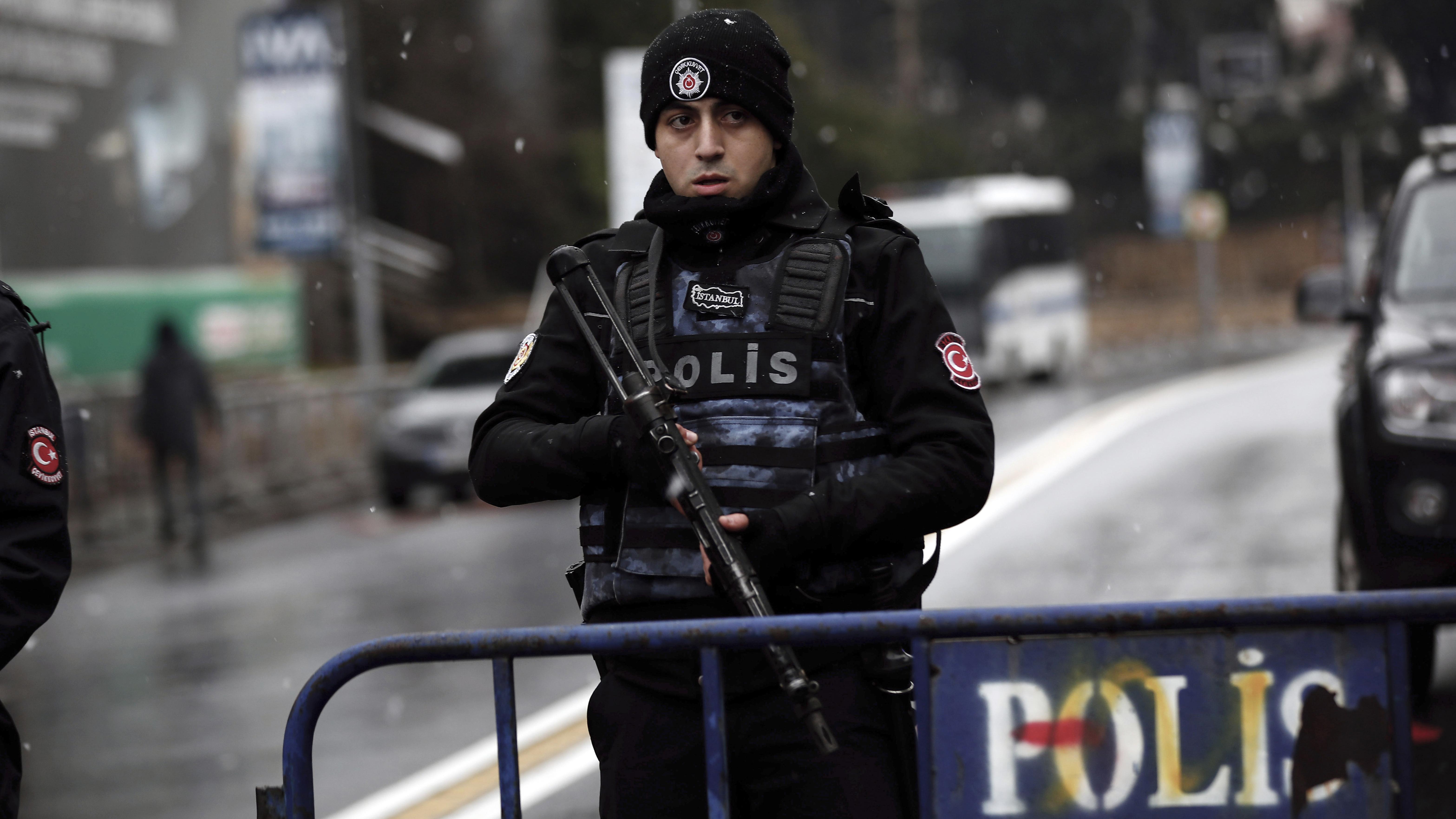 Фото: AP /Halit Onur Sandal