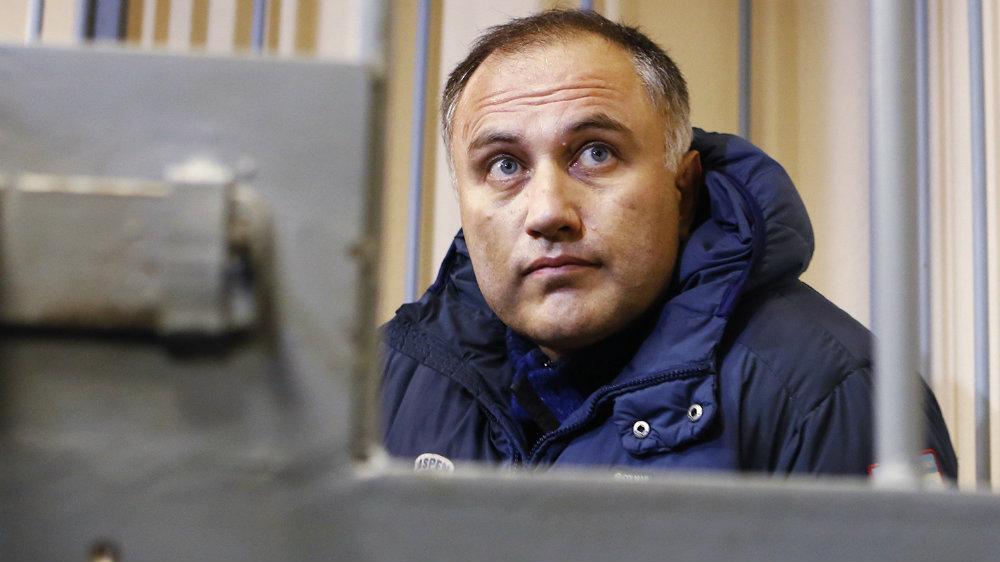 Марат Оганесян. Фото: РИА Новости/Михаил Киреев