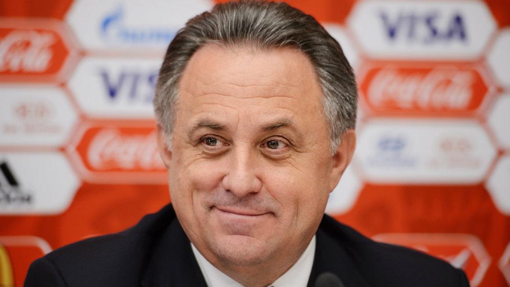 Виталий Мутко. Фото: Спорт Экспресс