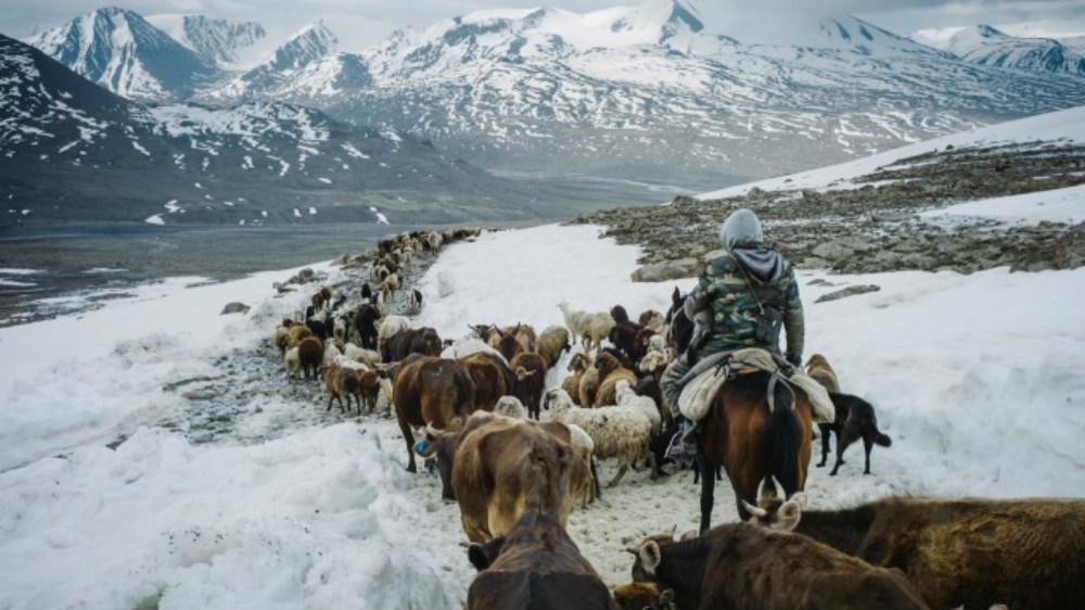 Кыргызстан. Фото: Скотт Тернер