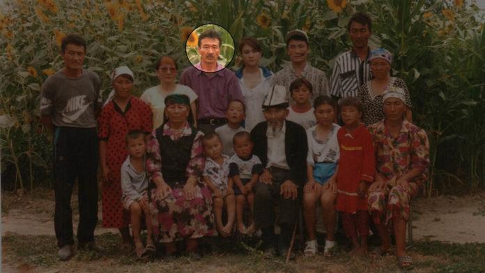 Ташкенбай Мойдунов, погибший в Базар-Коргонском РОВД