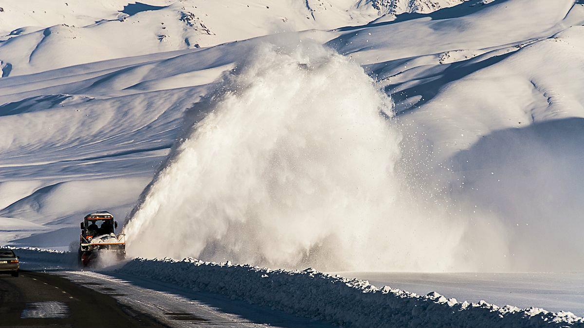Фото Виктор Клейменов Ледниковый период Как мир переживает аномальные холода