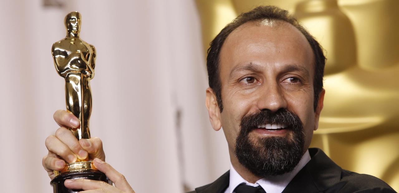 """Если Асгар Фархади выиграет свой второй """"Оскар"""", получать его будет... неизвестно кто, потому что никто из съёмочной группы в США не приехал."""