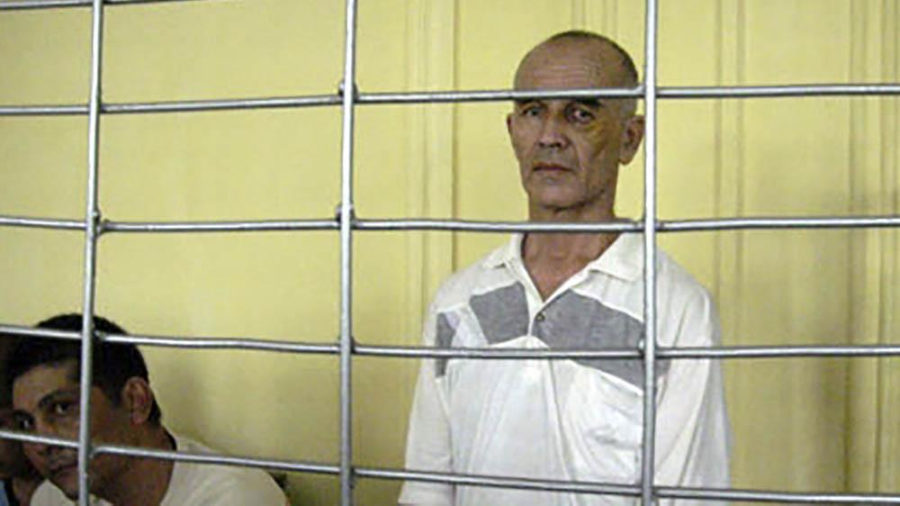 """Азимжан Аскаров. Фото: радио """"Азаттык""""."""