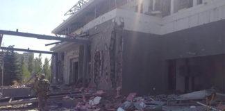 Посольство Китая в Бишкеке после теракта. Фото: АКИпресс.