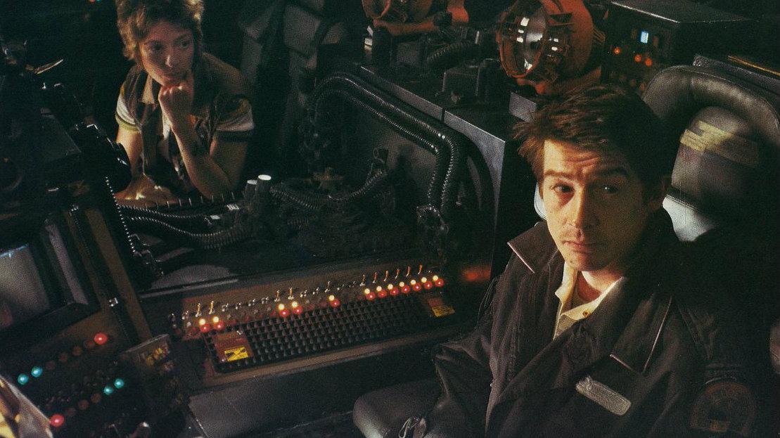 Кадр из фильма «Чужой».