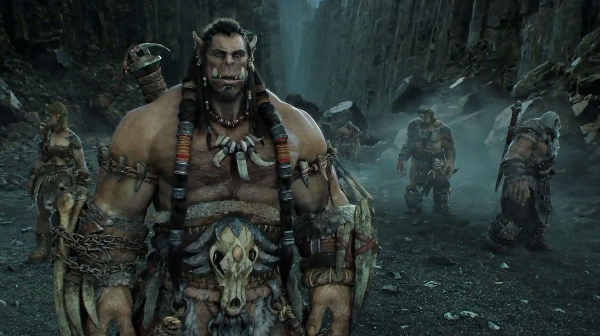 Warcraft, скриншот из фильма