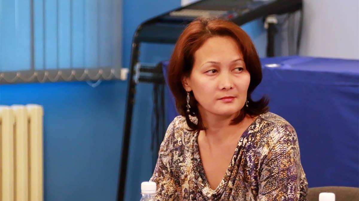 Зульфия Кочорбаева