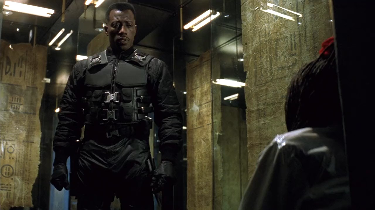 Актер, сыгравший соратника Блэйда Ганнибала, играет в киновселенной Marvel еще одного героя. Кого?