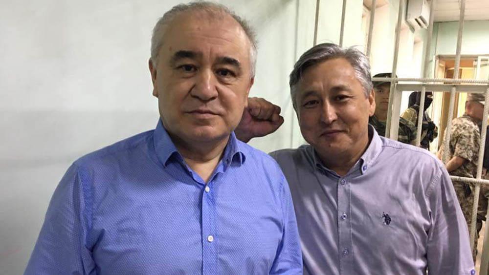 Лидера партии «Ата Мекен» вКыргызстане приговорили к8 годам лишения свободы