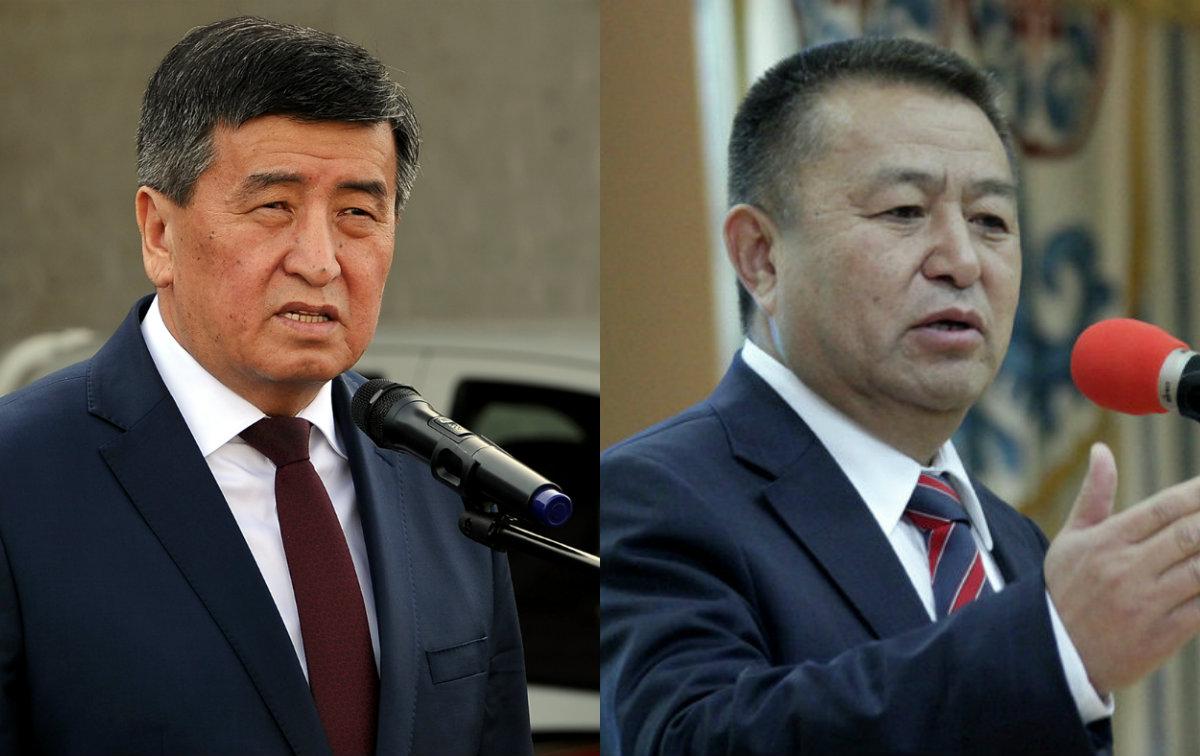 На президентские выборы пойдут и премьер-министр Жээнбеков и спикер Турсунбеков От Айдай Эркебаева