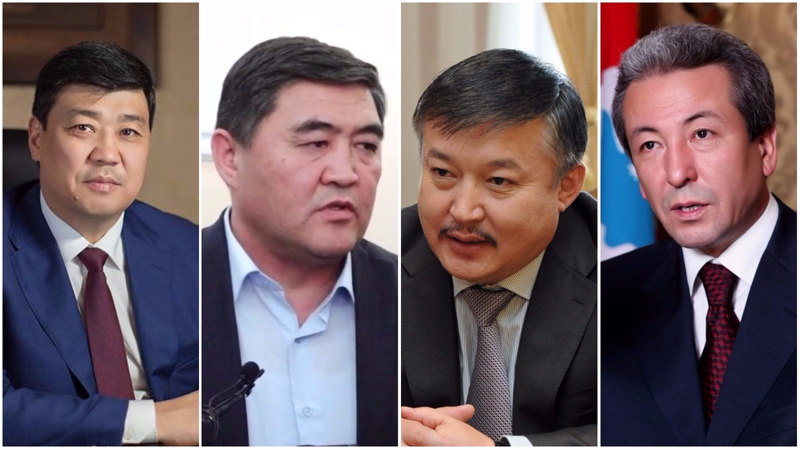 Три партии Киргизии объединились водну