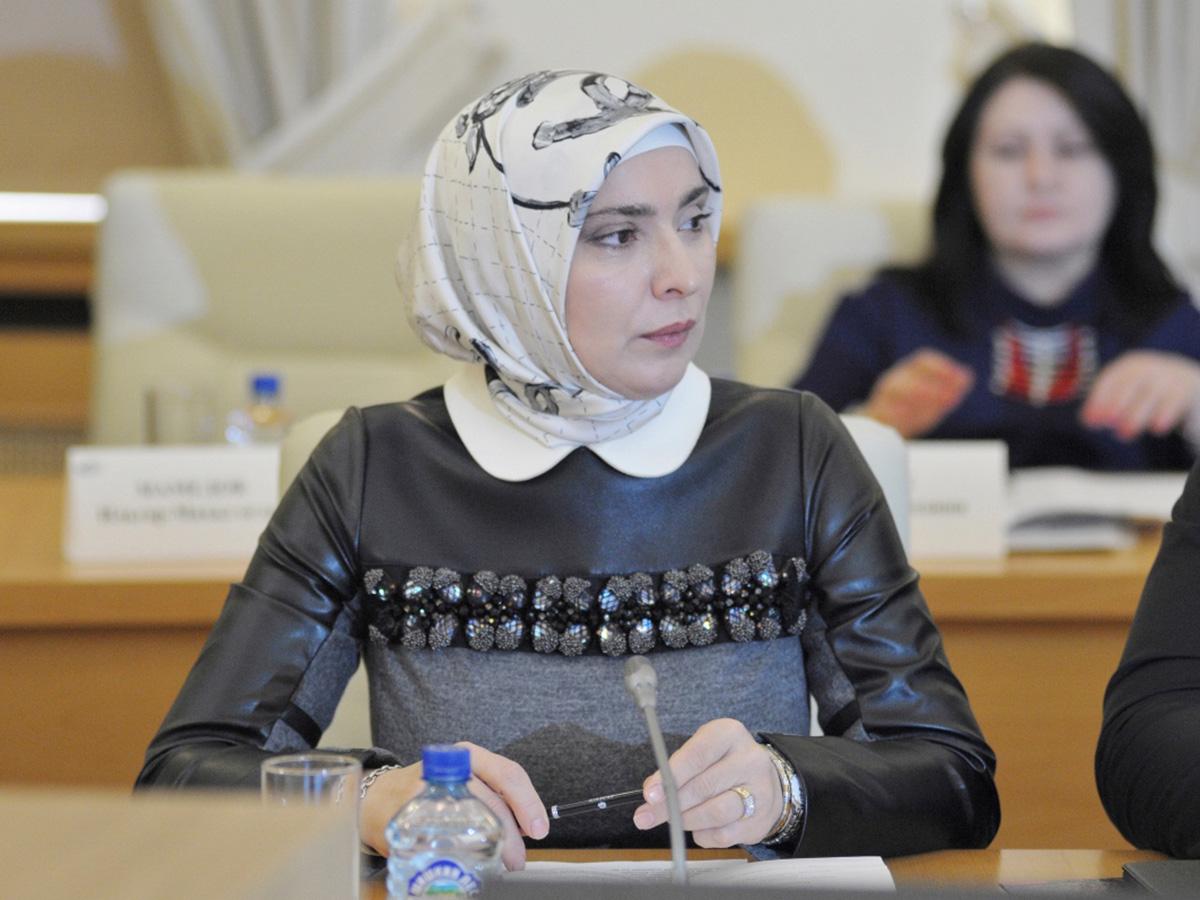 Супруга муфтия Дагестана подала вЦИК документы для выдвижения навыборах президента