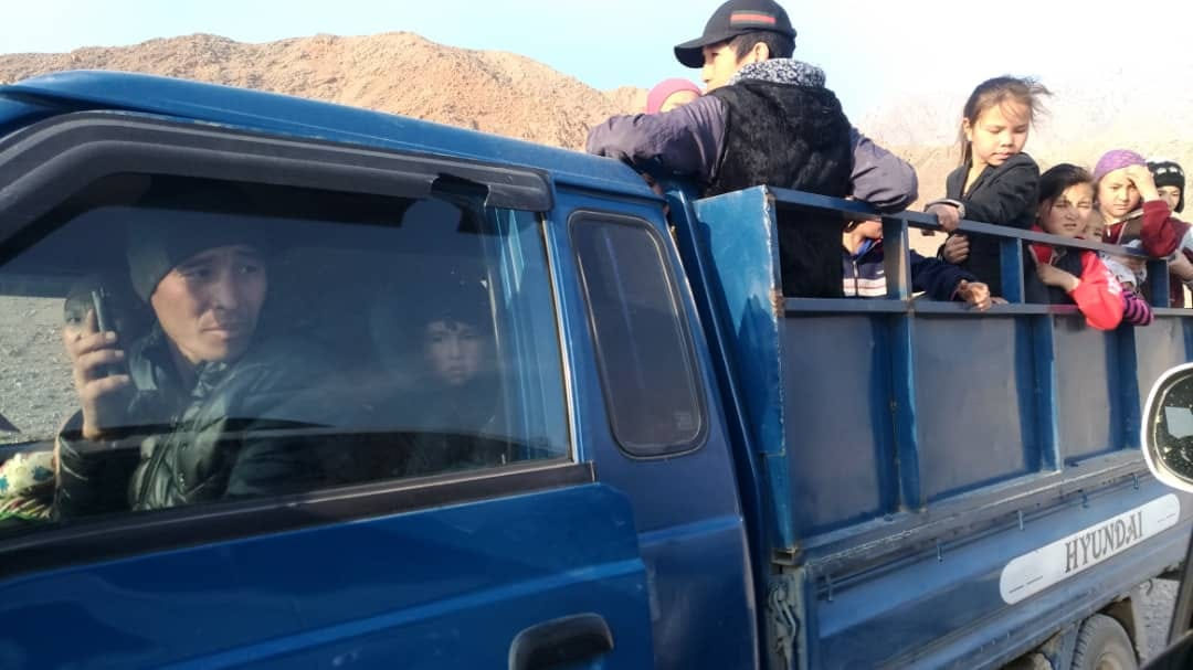 На границе Кыргызстана и Таджикистана произошел конфликт: есть погибший и раненые