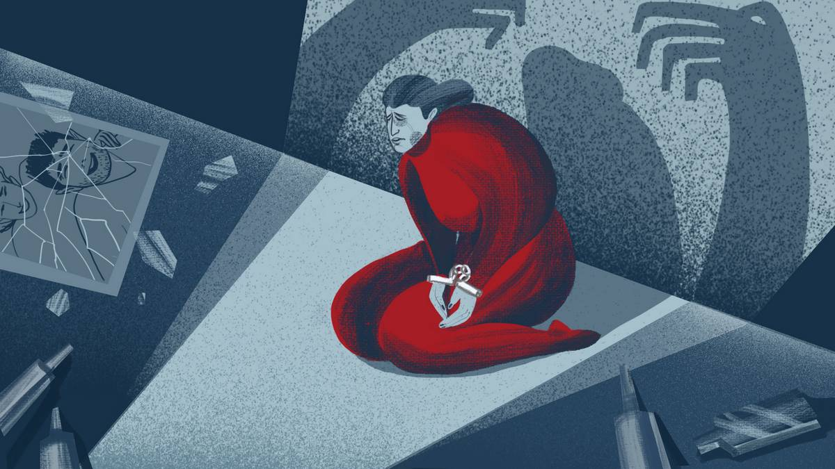 Женщины в заключении